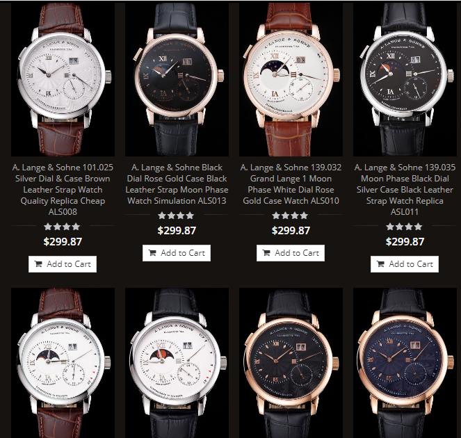replica a. lange & sohne watch online free shipping